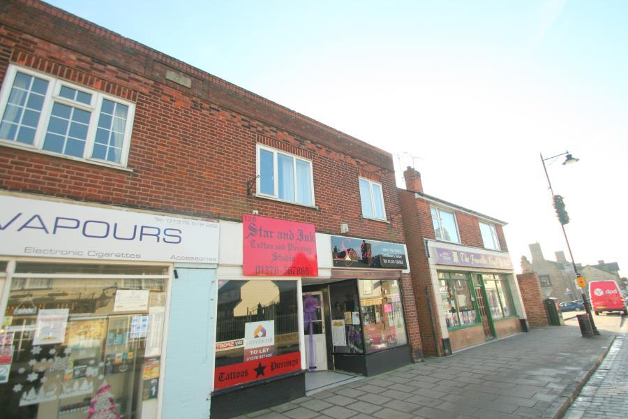 2 Bedrooms Flat for sale in High Street Braintree