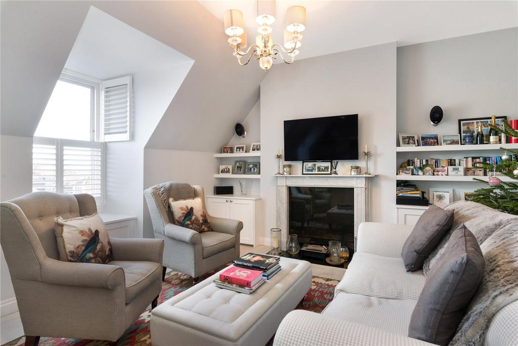 3 Bedrooms Flat for sale in Kings Road, Richmond, Surrey, TW10