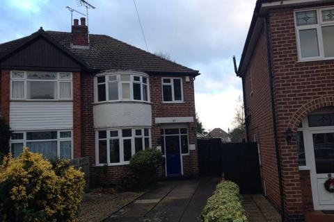 3 bedroom semi-detached house to rent - Seaford Road, Aylestone, Leicester, Leicestershire, LE2 8SQ