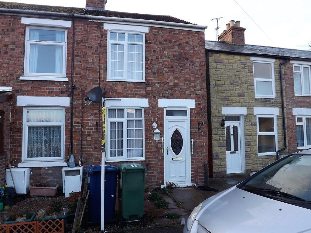 2 Bedrooms End Of Terrace House for sale in Horseshoe Terrace, Wisbech