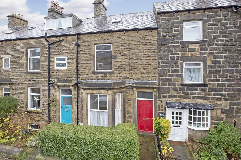 3 Bedrooms Terraced House for sale in Weston Road, Ilkley