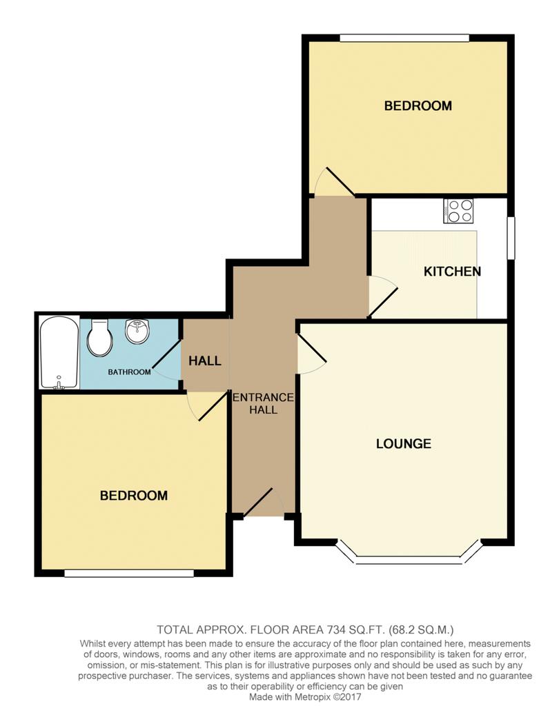 Massie Street Cheadle 2 Bed Ground Floor Flat 163 215 000