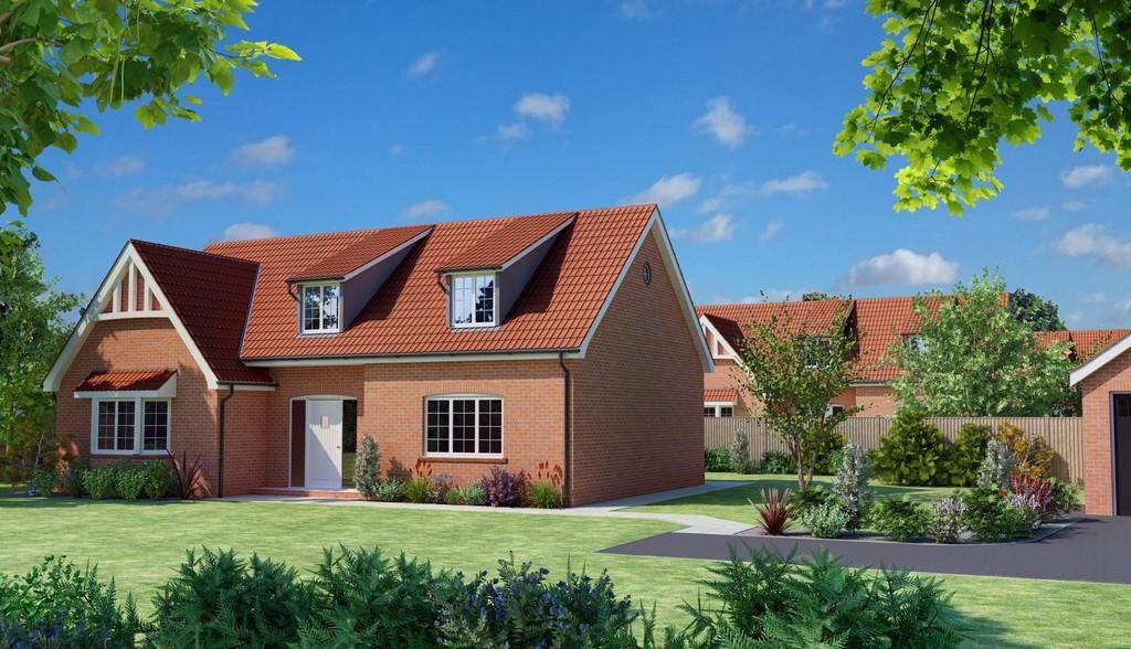 3 Bedrooms Detached Bungalow for sale in Proposed Development of 3 4 bedroom Bungalows, Hook