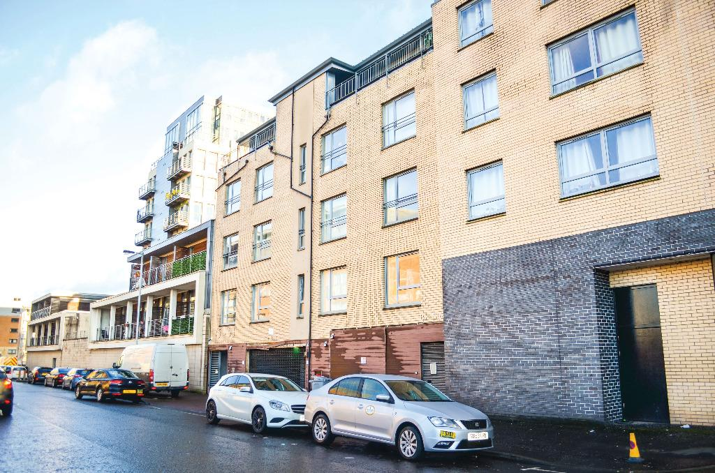 2 Bedrooms Flat for sale in Barrland Street, Flat 2/1, Pollokshields, Glasgow, G41 1RH