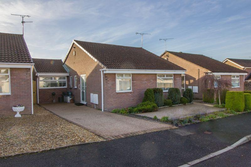 3 Bedrooms Detached Bungalow for sale in Stradling Close, Sully
