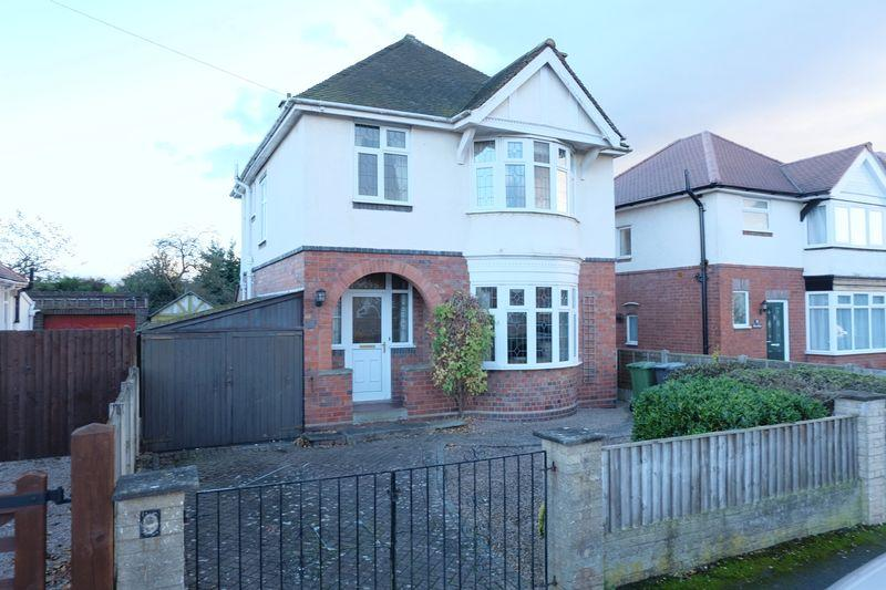 3 Bedrooms Detached House for sale in Spring Grove Crescent, Kidderminster DY11 7JB