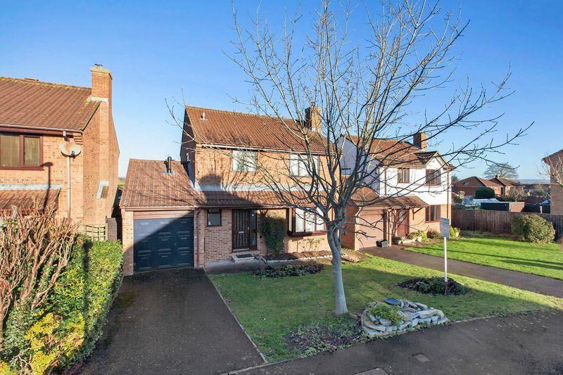 4 Bedrooms Detached House for sale in Elm Lea Close, Puriton