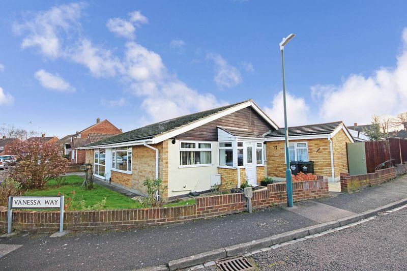 2 Bedrooms Semi Detached Bungalow for sale in Vanessa Way, Bexley