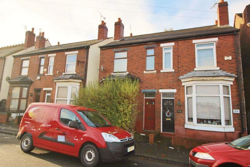 2 Bedrooms Semi Detached House for sale in Fisher Street, Willenhall