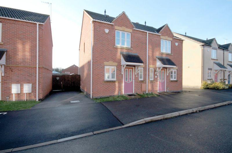 2 Bedrooms Semi Detached House for sale in BISHOP LONSDALE WAY, MICKLEOVER
