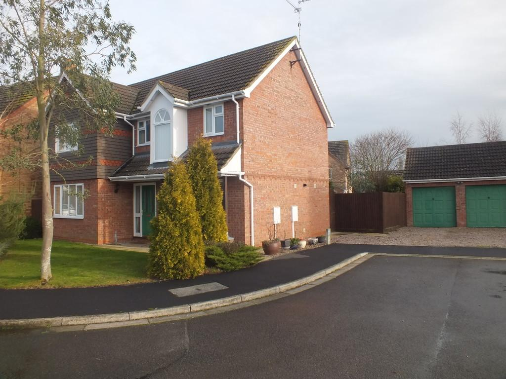 4 Bedrooms Detached House for sale in Glebe Walk, Cowbit