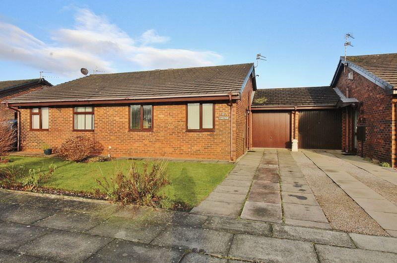 2 Bedrooms Semi Detached Bungalow for sale in Moor Lane, Ainsdale