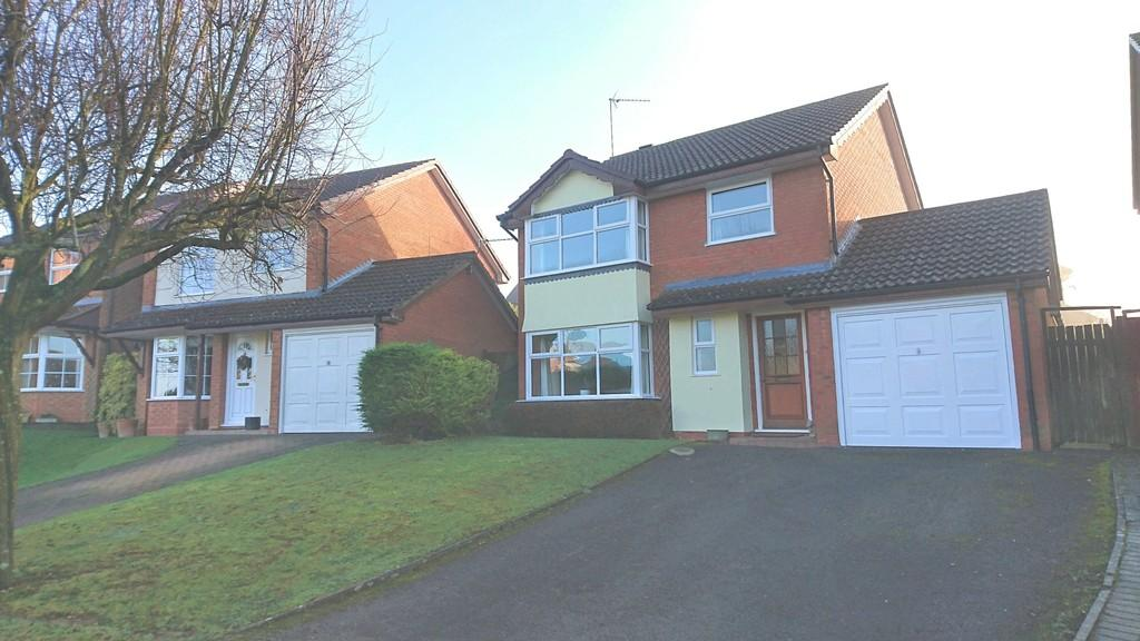 4 Bedrooms Detached House for rent in Stuart Road, Brackley