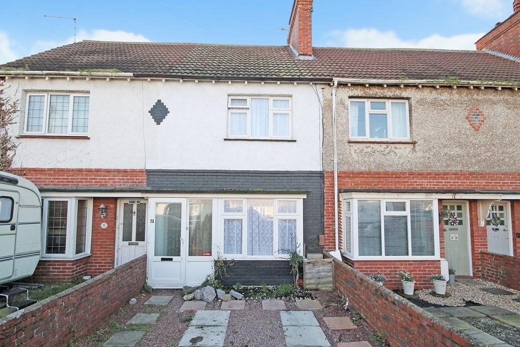 3 Bedrooms Terraced House for sale in Kings Road, Lancing, BN15 8EG