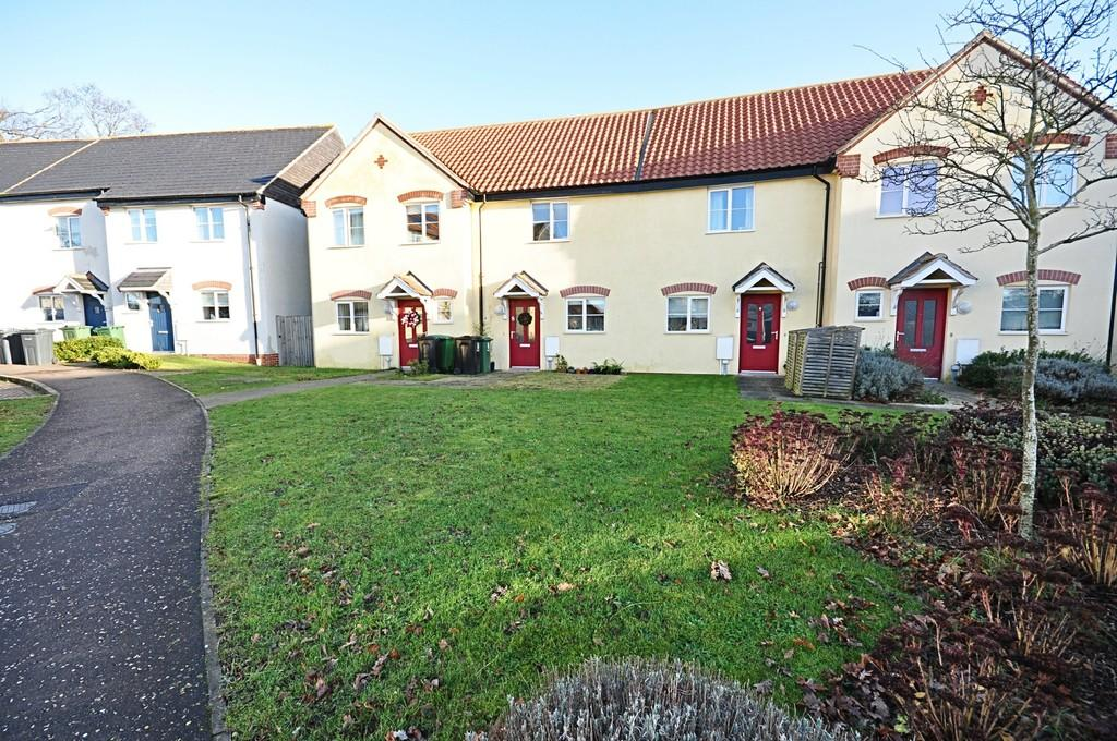 2 Bedrooms Terraced House for sale in Long Meadow Drive, Diss