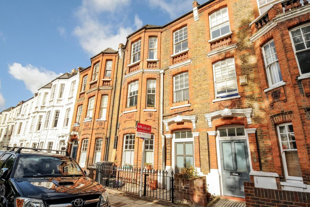1 Bedroom Flat for sale in Hackford Road, Oval
