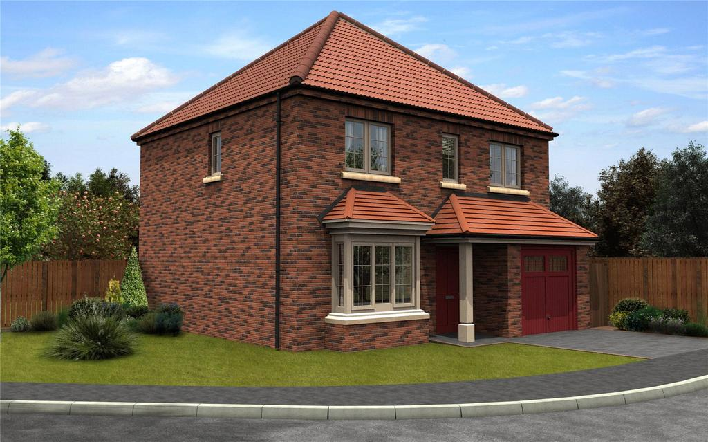 4 Bedrooms Detached House for sale in The Steeples, New Street, NG34