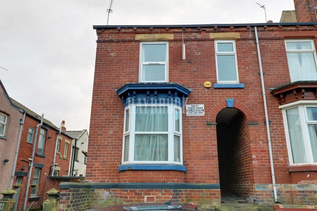 5 Bedrooms Terraced House for sale in Roebuck Road, Sheffield