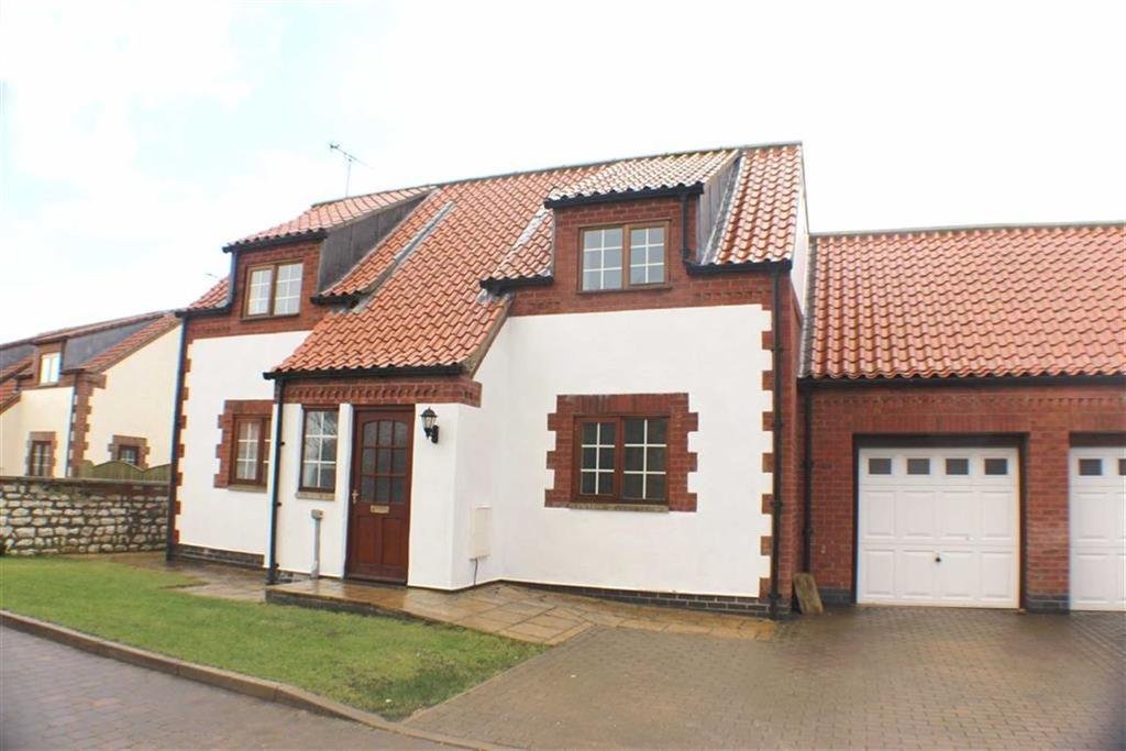 2 Bedrooms Detached House for sale in South Sea Mews, Flamborough, East Yorkshire