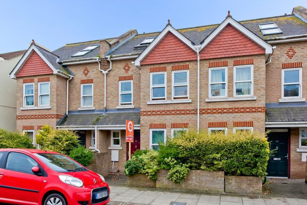 4 Bedrooms Terraced House for sale in Hove BN3