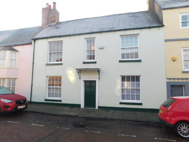 4 Bedrooms Terraced House for sale in GILESGATE, DURHAM CITY, DURHAM CITY