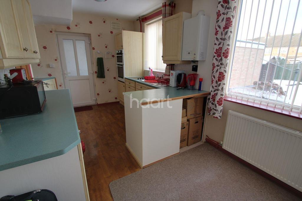 3 Bedrooms Semi Detached House for sale in Waverley Road, Blaby, Leicester