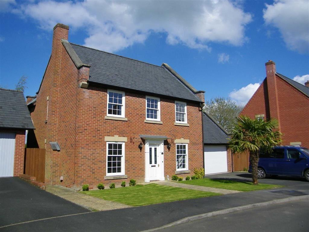 4 Bedrooms Detached House for rent in Brick Meadow, Bishops Castle, SY9