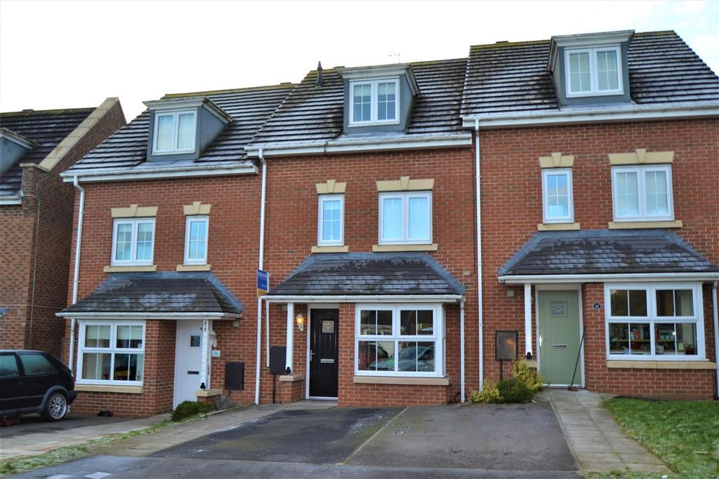 4 Bedrooms Town House for sale in Beckwith Close, Kirk Merrington