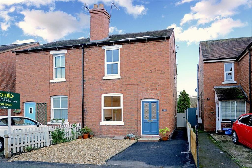 3 Bedrooms Semi Detached House for sale in Underdale Road, Underdale, Shrewsbury, Shropshire