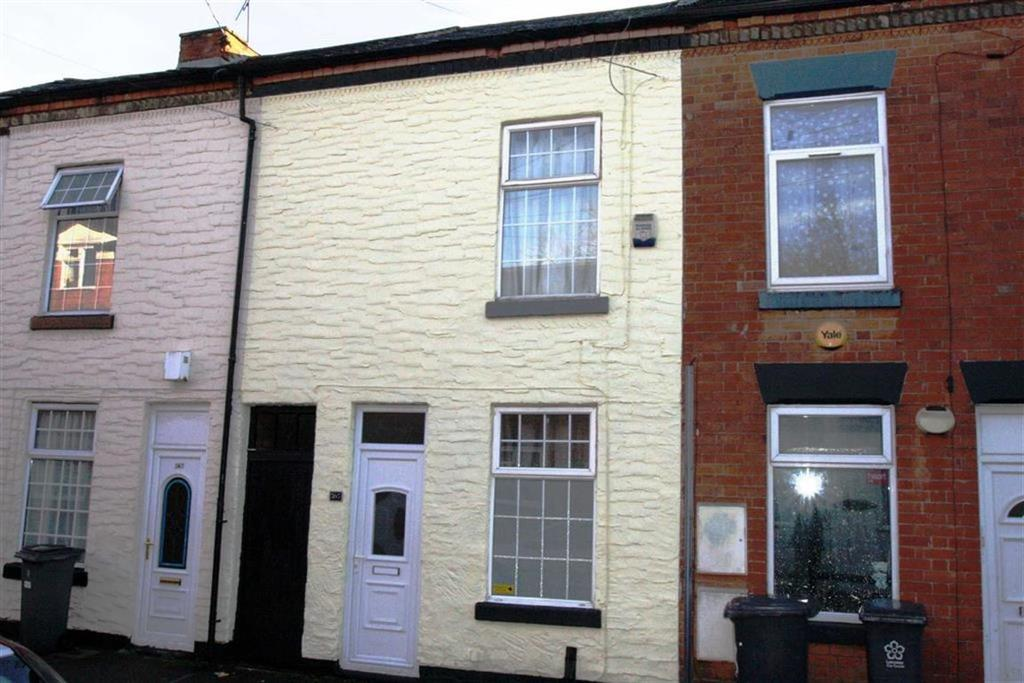2 Bedrooms Terraced House for sale in Beaumanor Road, Leicester, LE4