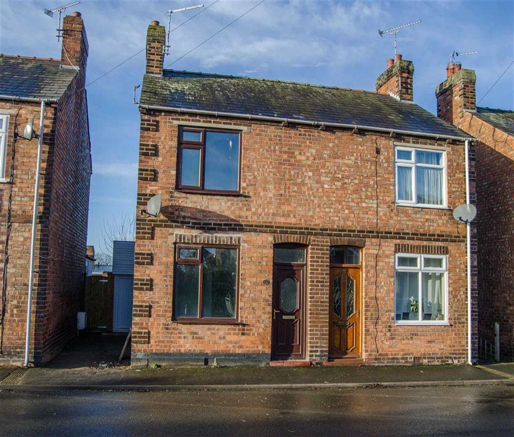 2 Bedrooms Semi Detached House for sale in St Davids Terrace, Saltney, Chester, Chester