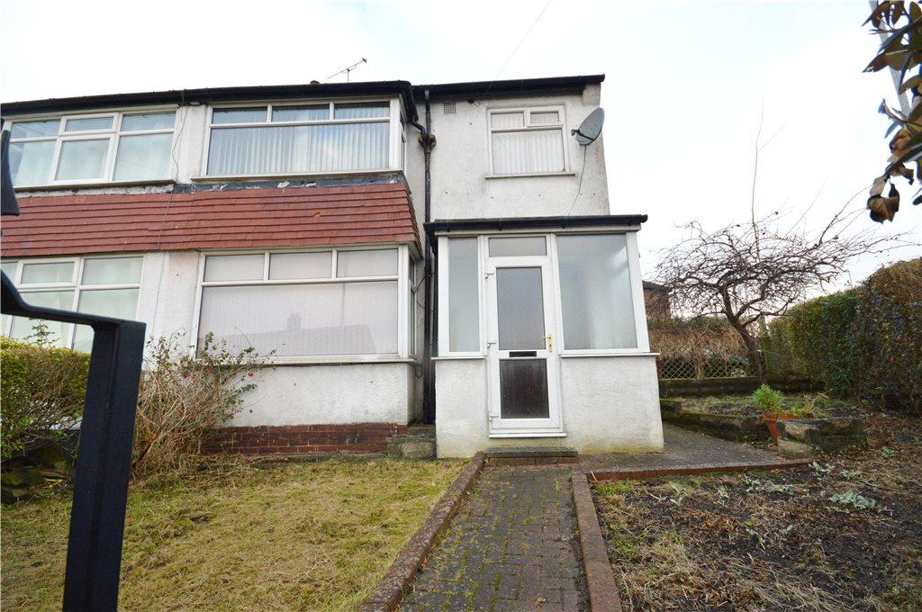 3 Bedrooms Terraced House for sale in Springfield Rise, Horsforth, Leeds, West Yorkshire