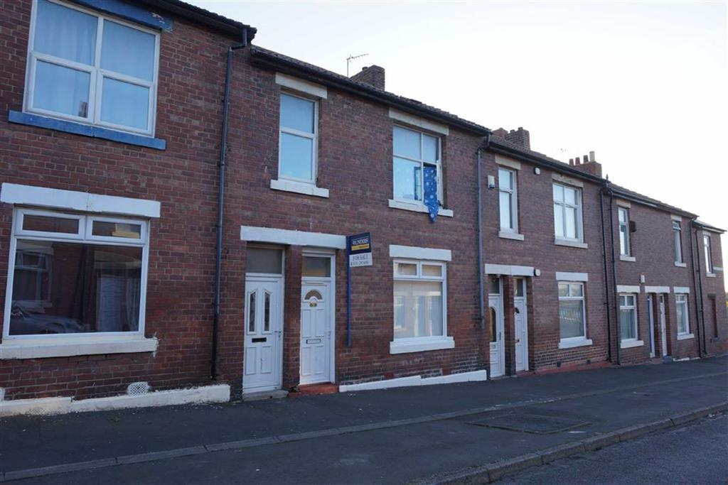 2 Bedrooms Apartment Flat for sale in Barrasford Street, East Howdon, Wallsend, NE28