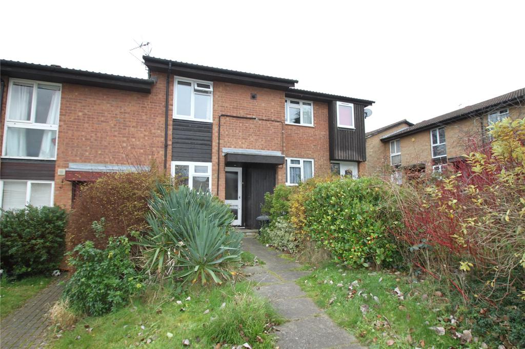2 Bedrooms Terraced House for sale in Kennedy Gardens, Sevenoaks, Kent