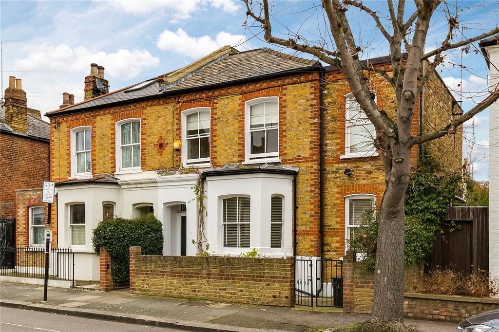 4 Bedrooms Semi Detached House for sale in Orbel Street, London