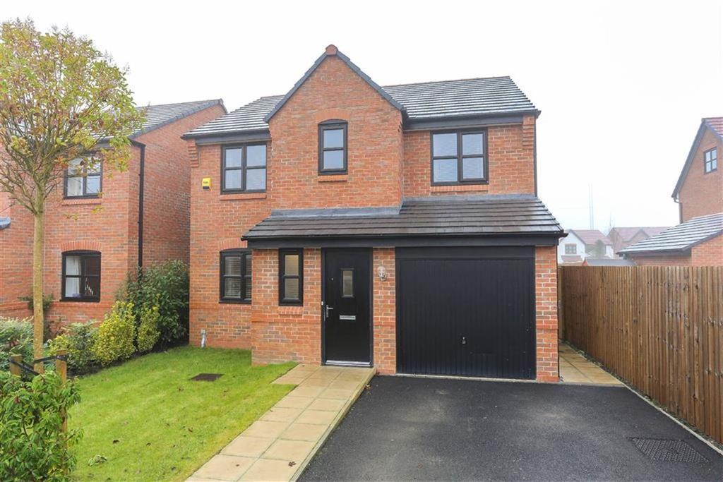 4 Bedrooms Detached House for sale in Kingston Grove, Heaton Moor
