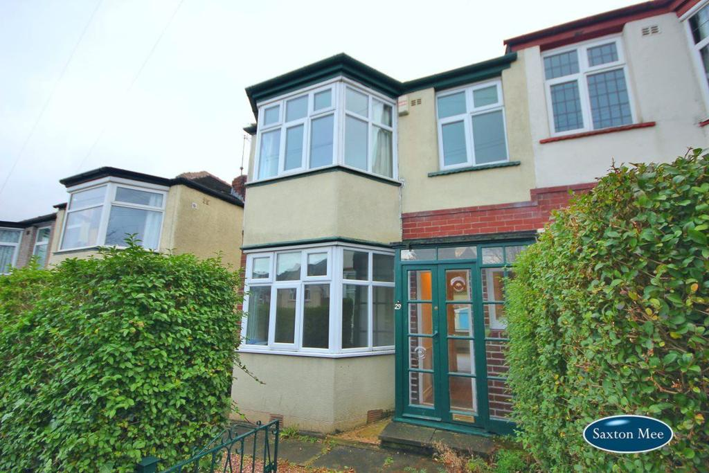 3 Bedrooms Semi Detached House for rent in 29 Fitzgerald Road, Crookes, Sheffield, S10 1GX