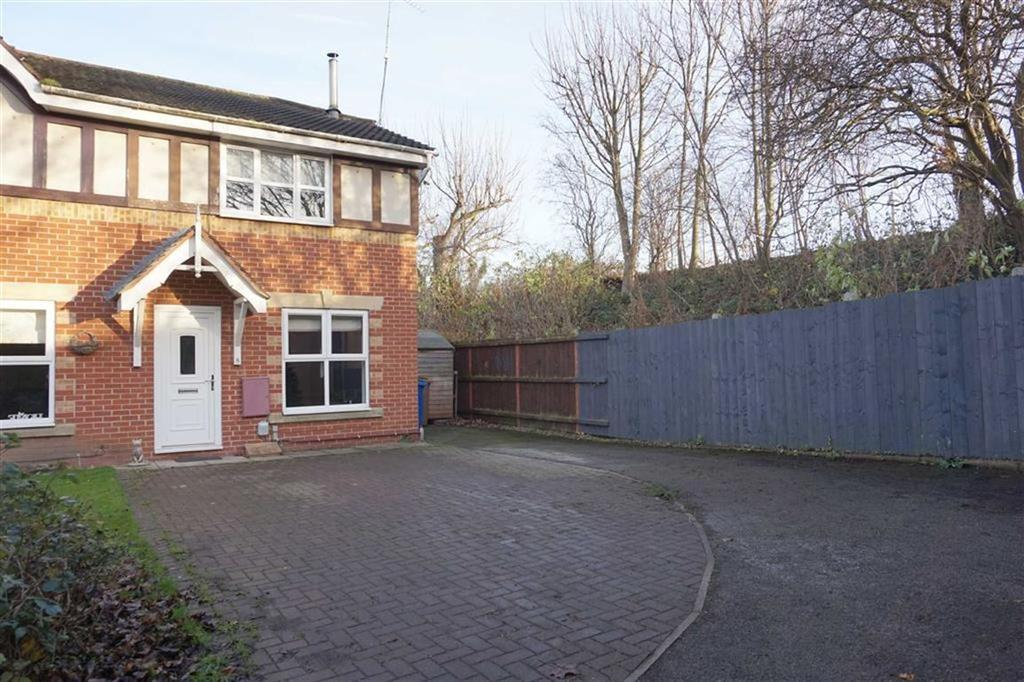 3 Bedrooms Semi Detached House for sale in Canon Tardrew Close, Hessle, Hessle, HU13