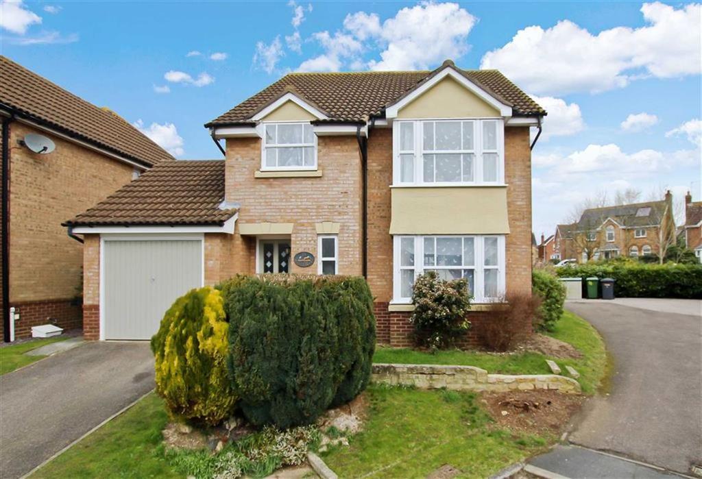 4 Bedrooms Detached House for sale in 18, Balliol Road, Brackley