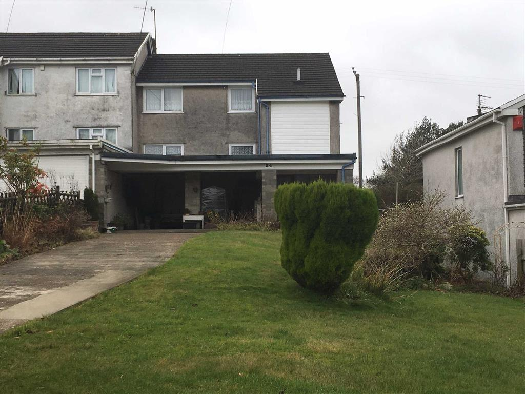 3 Bedrooms Semi Detached House for sale in Swansea Road, Llangyfelach, Swansea