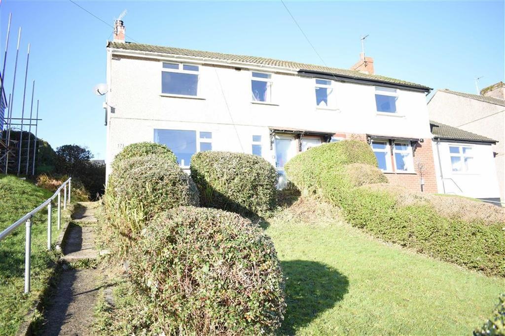 3 Bedrooms Semi Detached House for sale in Riversdale Road, West Cross, Swansea
