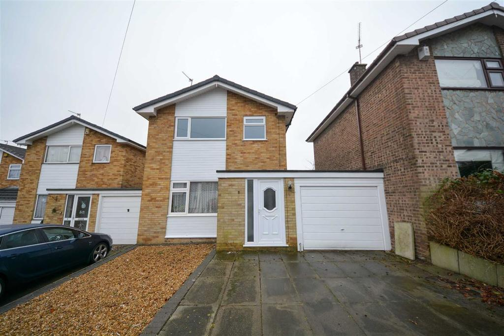 3 Bedrooms Link Detached House for sale in Rookery Avenue, Appley Bridge, Wigan, WN6
