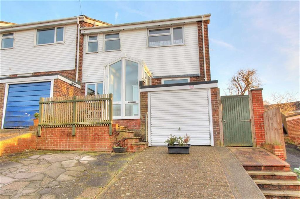 3 Bedrooms End Of Terrace House for sale in Avon Green, Chandlers Ford, Hampshire