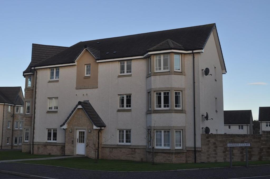 2 Bedrooms Flat for sale in 1J Kestrel Way, Dunfermline, KY11 8JR