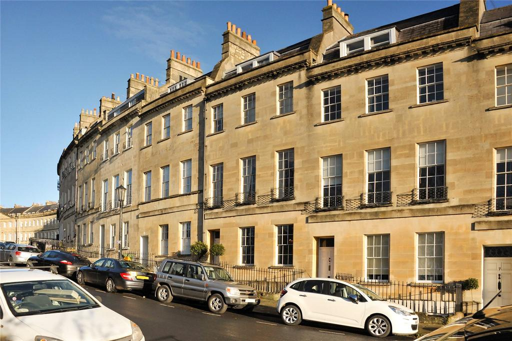 5 Bedrooms Unique Property for sale in Lansdown Place East, Bath, BA1
