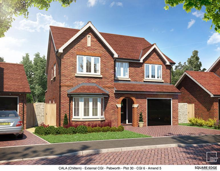 3 Bedrooms Detached House for sale in Plot 30, Edward Park, Manor Farm, Abingdon Road, Drayton Oxfordshire