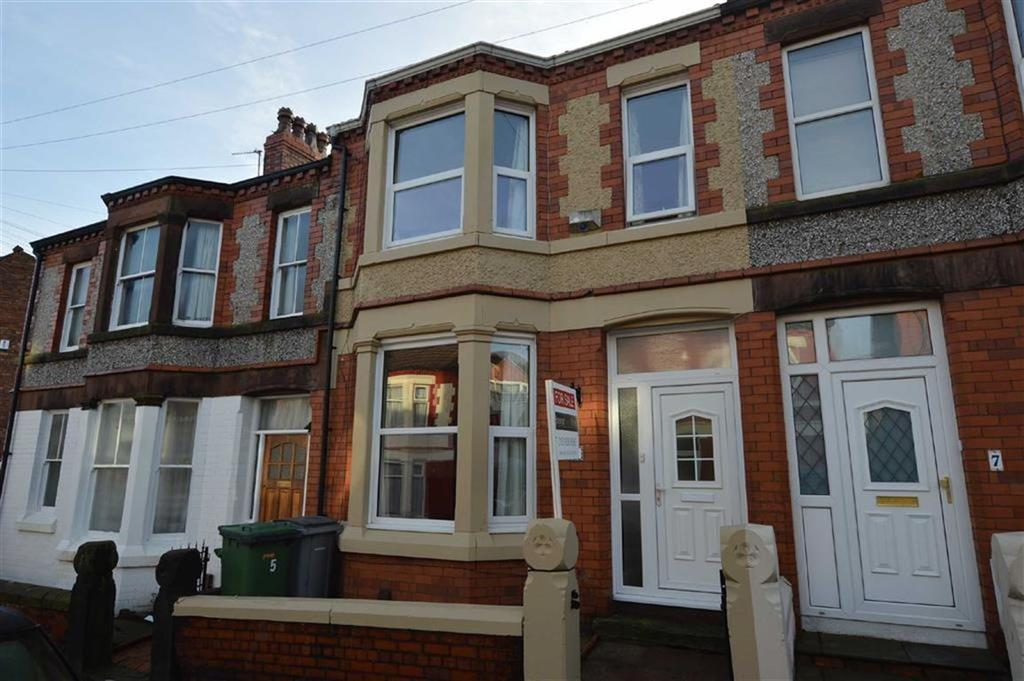 3 Bedrooms Terraced House for sale in Clive Road, Oxton, CH43