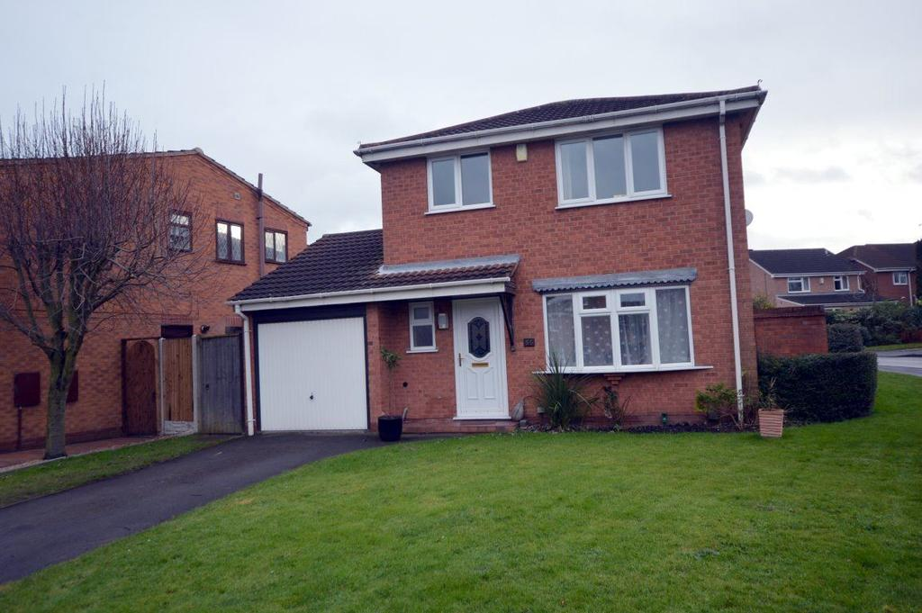 3 Bedrooms Detached House for rent in Melford Hall Drive, West Bridgford