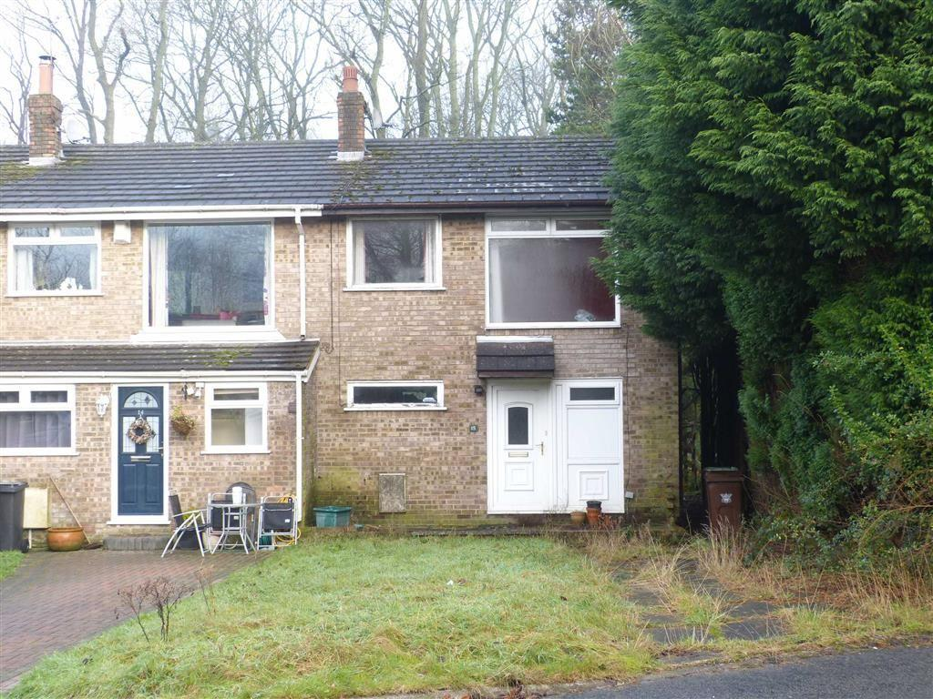 2 Bedrooms Mews House for sale in Turnlee Close, Glossop