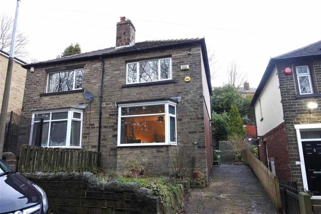 2 Bedrooms Semi Detached House for rent in Cross Firs Street, Longwood, Huddersfield, HD3